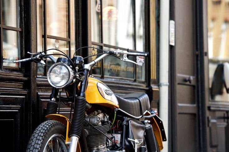 1972 Ducati Scrambler 350