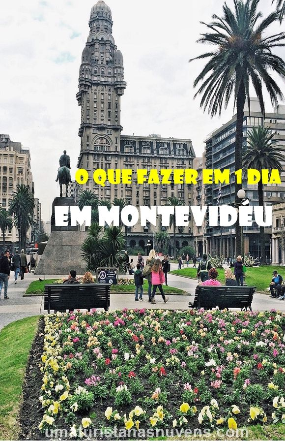 Dicas práticas do que fazer em 1 dia na capital do Uruguai durante o inverno, em Montevidéu.
