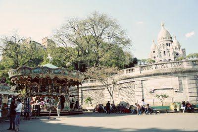 ¡ven tambien!: le fabuleux destin d'amélie poulain: the (makeshift) walking tour