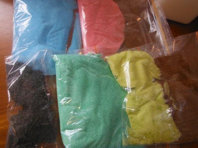 quand jtais jeune jadorais faire du dessin avec du sable color - Dessin Sable Color