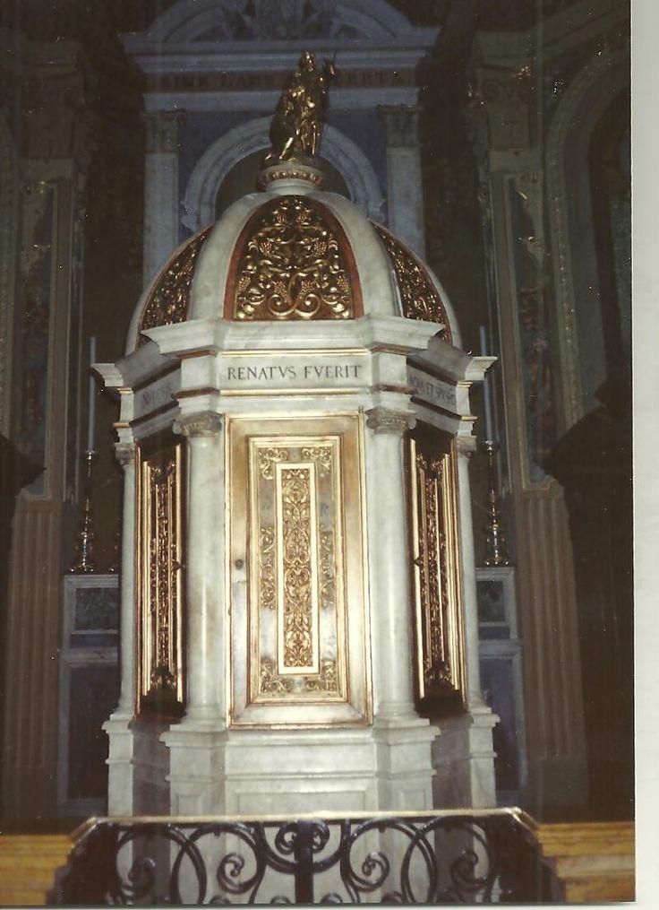 Basilica di Treviglio: il Battistero