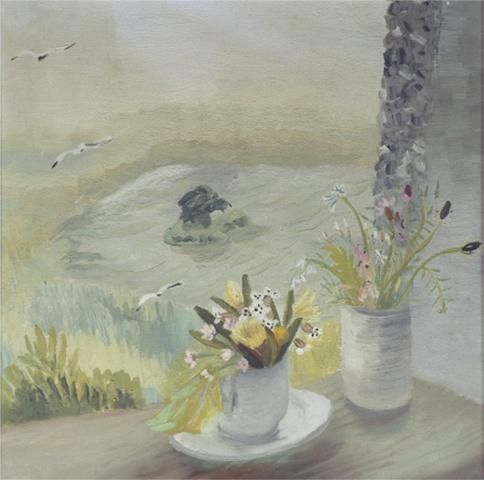 White Fog, Isles of Scilly | Winifred Nicholson