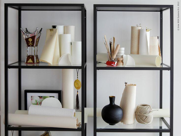 44 best ikea vittsjo images on pinterest shelving homes. Black Bedroom Furniture Sets. Home Design Ideas