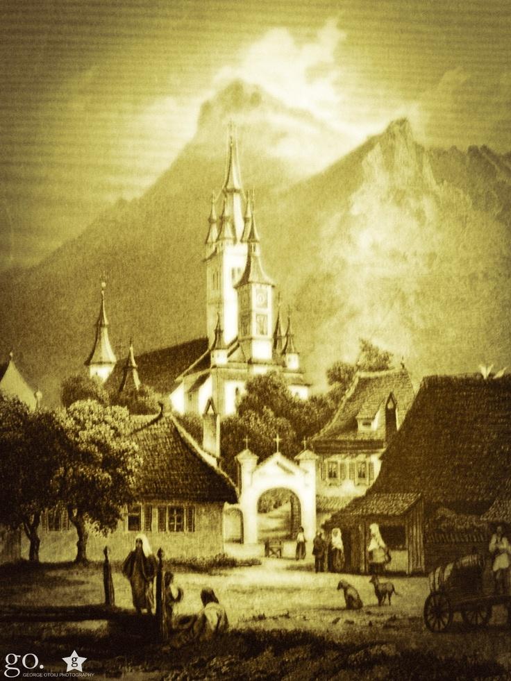 biserica romaneasca din Brasov -  Ludwig Rohbock