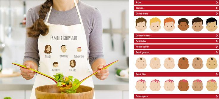 1000 id es propos de tablier de cuisine personnalis for Tabliers de cuisine originaux la rochelle