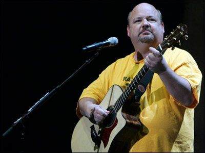 Kyle Gass...I went to high school with him