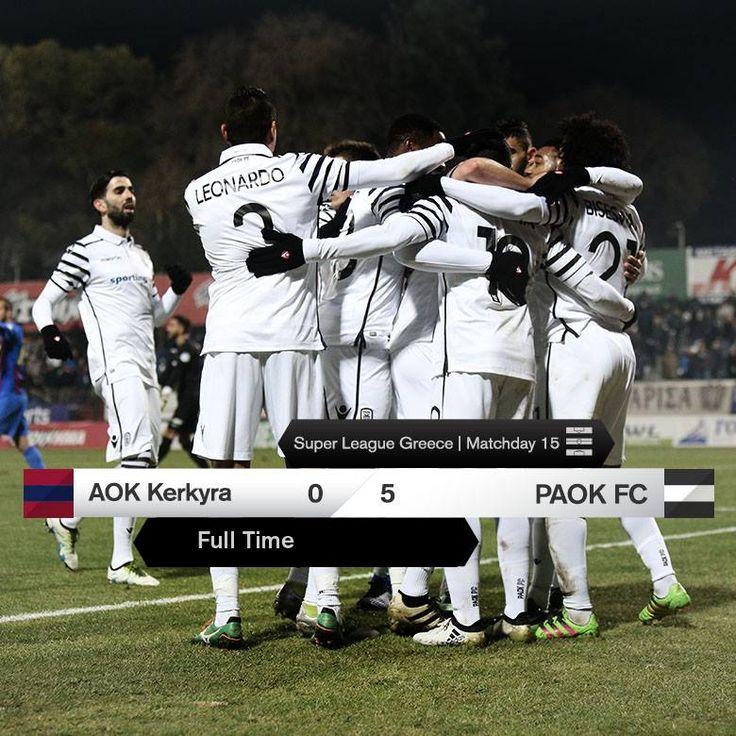 #AOKPAOK #SuperLeague #win #PAOK #PamePAOKARA
