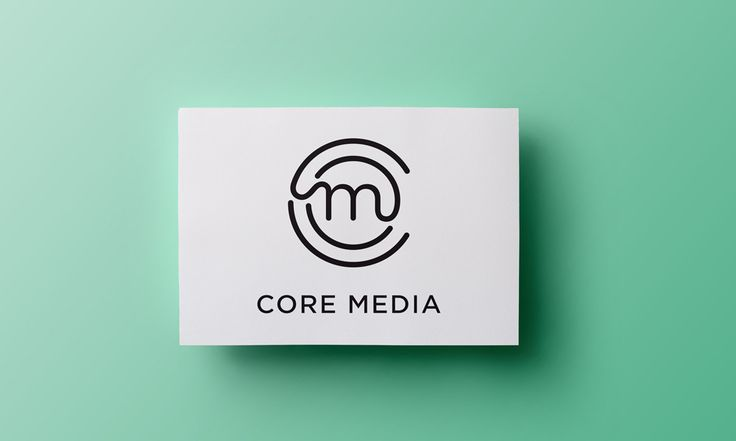 Core Media -  translations logo - by Lotne Studio