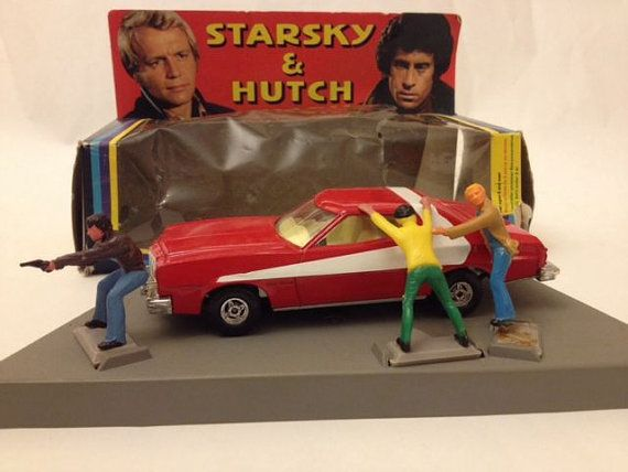 Vintage Corgi No 292 Starsky & Hutch in it's by Alexdundee on Etsy, £70.00