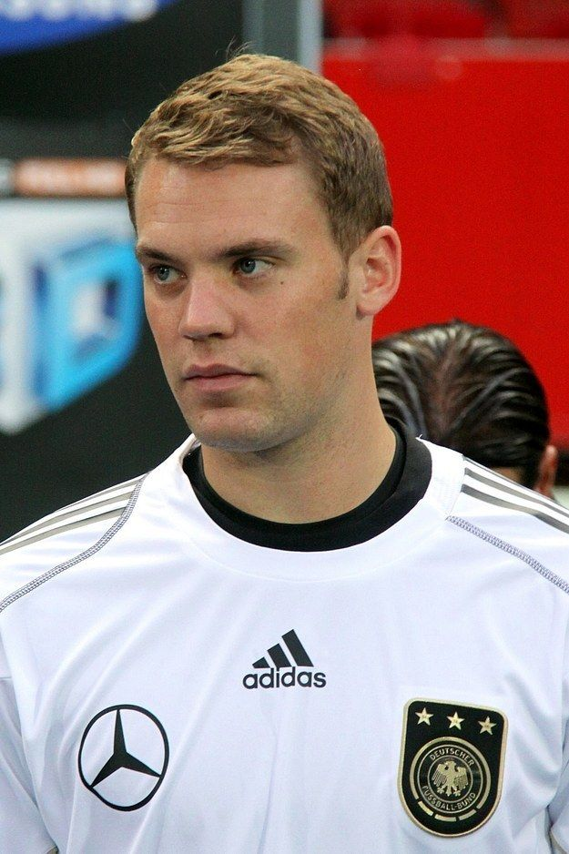Manuel Neuer - Goalkeeper - Germany | Community Post: The Definitive List Of Hot Soccer Players In The 2014 World Cup