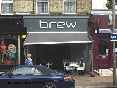 Brew (for brunch), Northcote Road