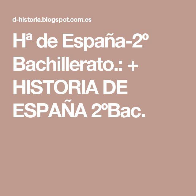 H de espa a 2 bachillerato historia de espa a 2 bac - Montadores de pladur en madrid ...