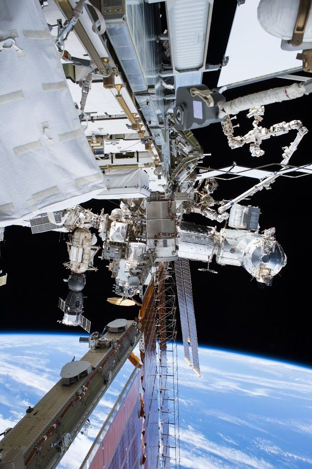 Best 25+ International space station ideas on Pinterest ...