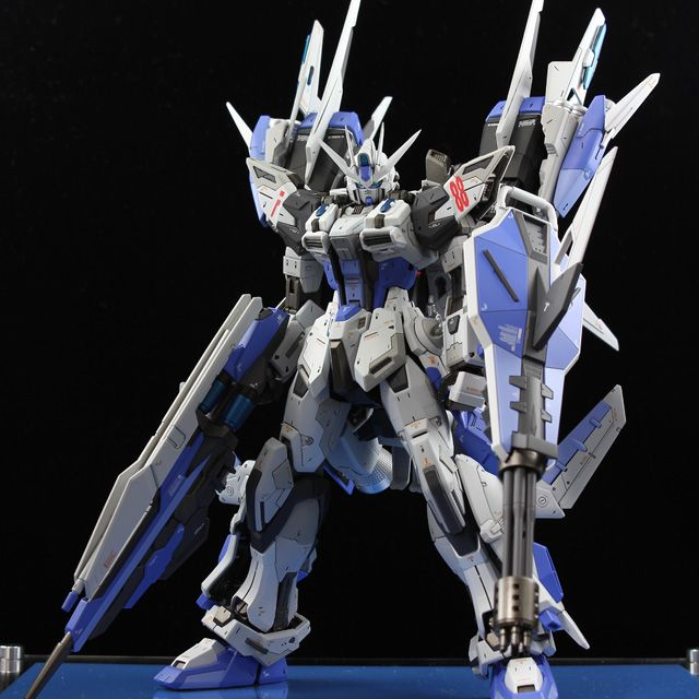 Here are some of the entries for the GBWC 2016 Japan. Gallery from official Bandai Hobby website. If you want to see the modeler's name and...