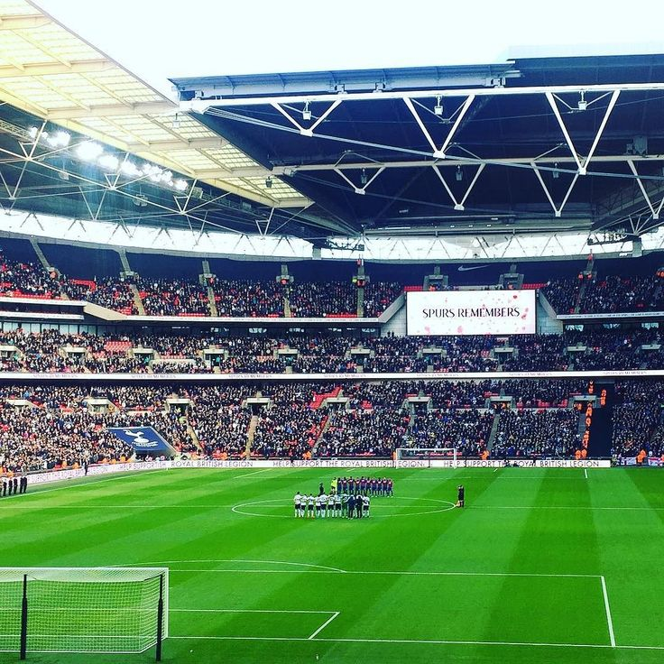SPURS REMEMBERS #COYS  First @spursofficial match Ive seen at Wembley after my MAHOOSIVE getting tickets for Real Madrid EPIC FAIL last week. And we won too...so a good day...
