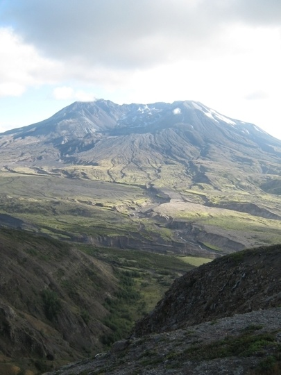 Mt. St. Helens National Volcanic Monument