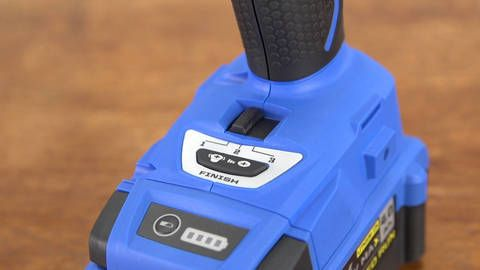 Shop Kobalt 24-Volt max 3/8-in Drive Cordless Impact Wrench (Bare Tool Only) at Lowes.com