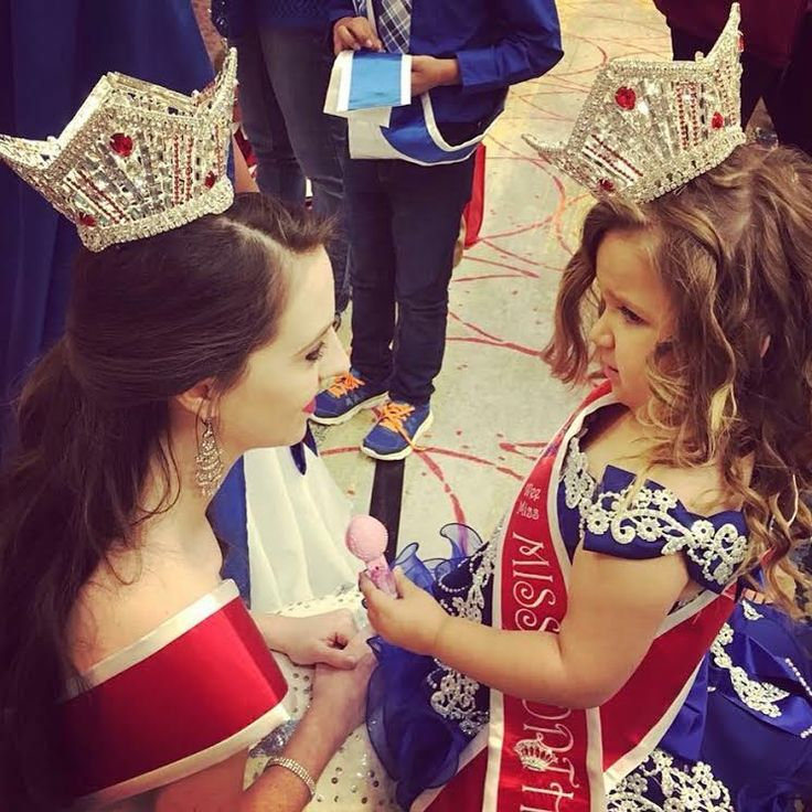 We talk about sisterhood in pageantry a lot. No matter what you've heard, most pageant girls will have their fellow contestants' backs.  I've seen girls share gowns when one tore, help with hair, zip zippers, glue swimsuits in place, share interview shoes, and loan lip liner when one broke.  I've been on the receiving end of a few of these situations myself and let me tell you, there is a reason we are there for each other.  But some pageant systems manage to create a bond that lasts beyond…