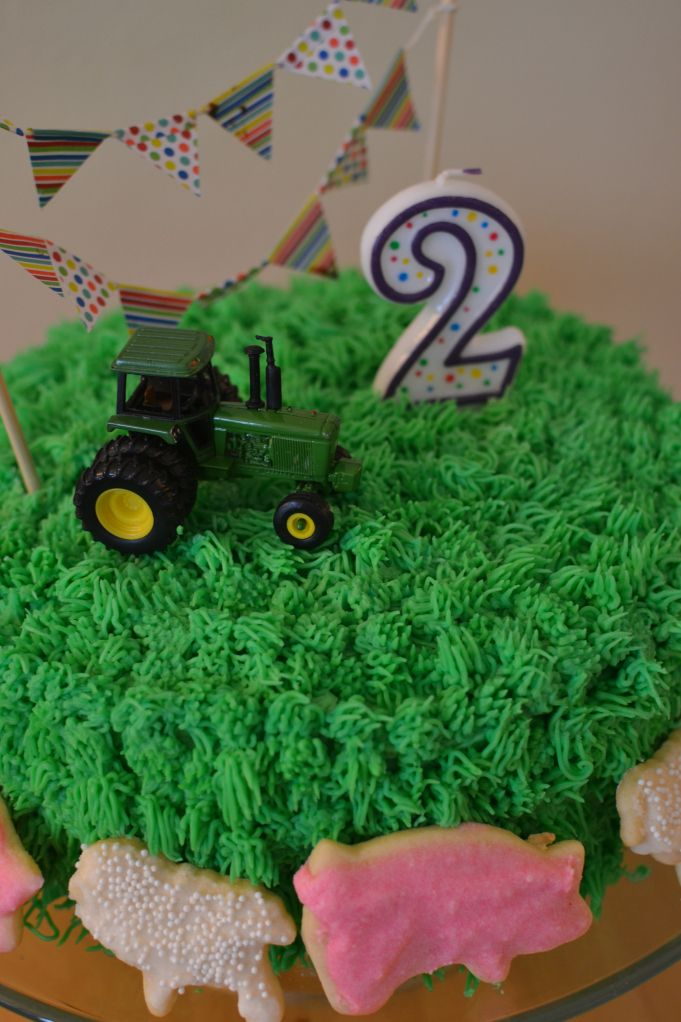 17 best ideas about Tractor Birthday Cakes on Pinterest ...