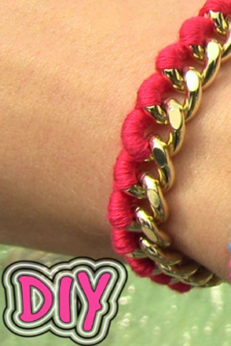 69640df856098 DIY Friendship Bracelets - 5 Easy DIY Bracelet Projects! (VIDEO ...
