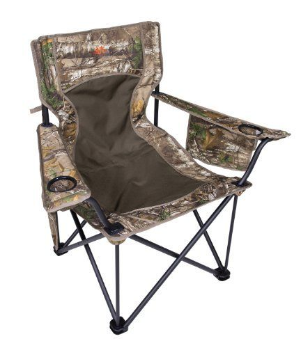 Up To 800 Pounds Heavy Duty Camo Camping Chair Gift Idea For A Person Who