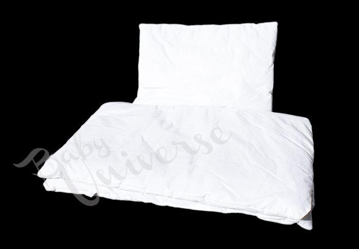 Antyalergiczne wypełnienie 120x90cm kołdra   poduszka