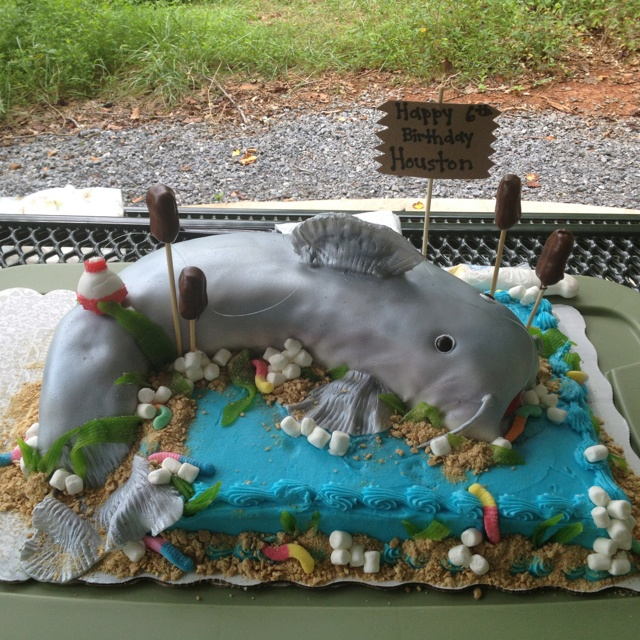 Hunting Cakes Pictures