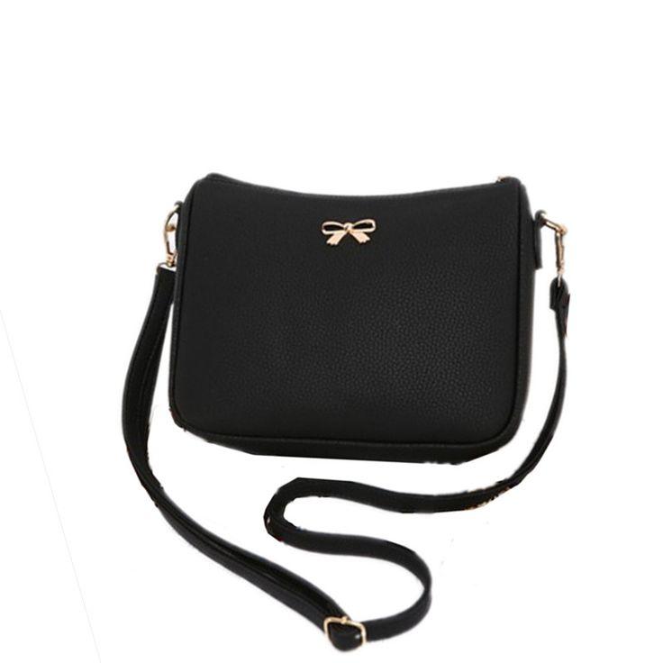 Casual cute bow small handbags hotsale women evening clutch ladies mobile purse famous brand shoulder messenger crossbody bags