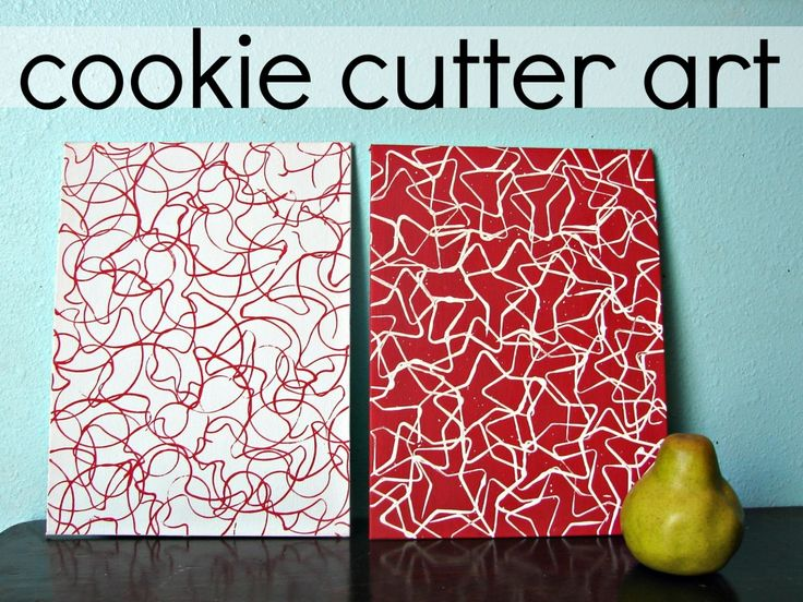 in case you missed itcookie cutter art
