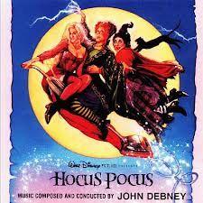 Hocus Pocus Soundtrack CD Bette Midler Sarah Jessica Parker Rare Out of Print John Debney on Etsy, $19.99