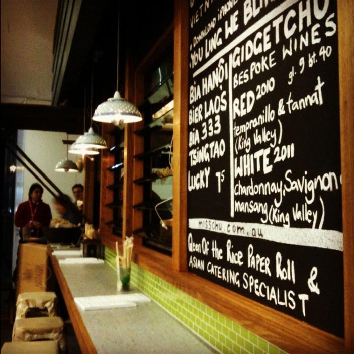 Misschu Sydney CBD Tuckshop, Sydney
