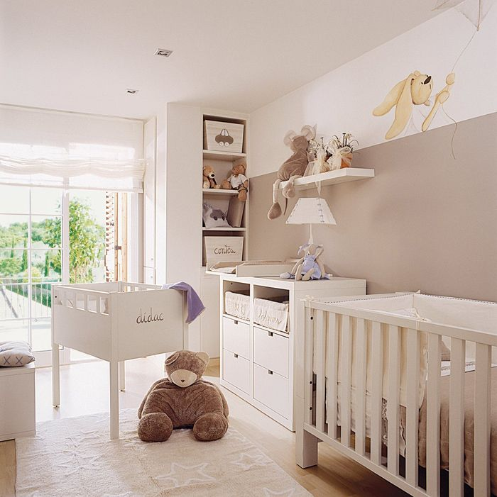 EL MUEBLE, children's rooms