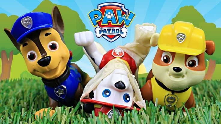 Paw Patrol Português Brasil Nova Temporada 2017 #02