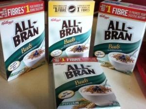 Getting more fiber in your diet + recipe