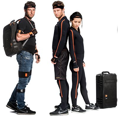 The Xsens MVN portfolio consists of full-body, wearable motion capture... for the BODY