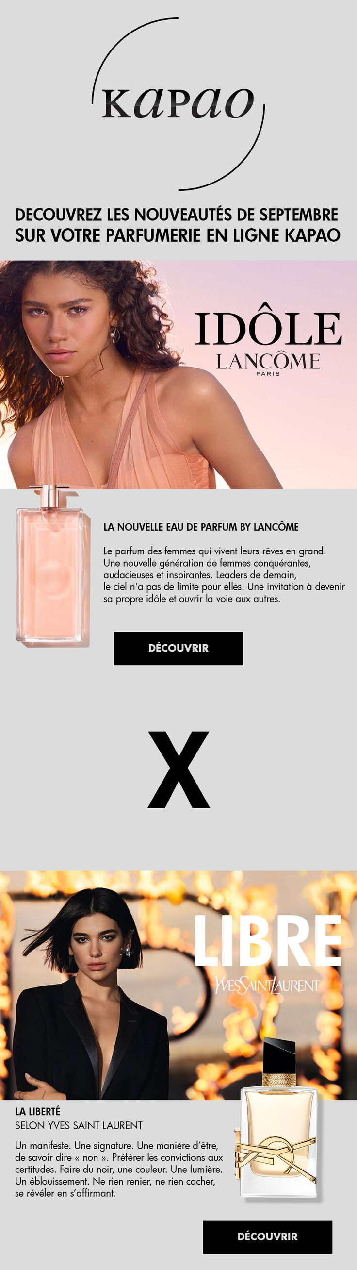 parfume.de newsletter