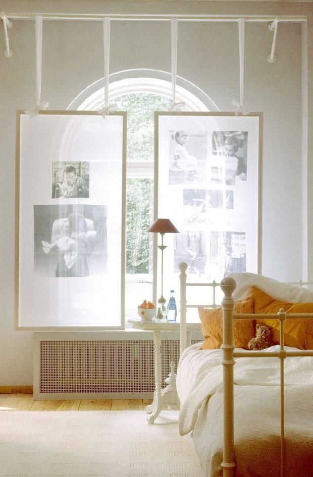 Oryginalna dekoracja okien