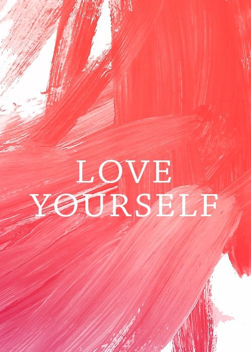 I want people to understand what true self love is, not malignant self love. I hate seeing people abandon their own souls.