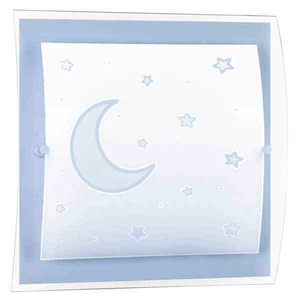 Plafón infantil Luna y Estrellas. (Moon-light Dalber). Comprar online