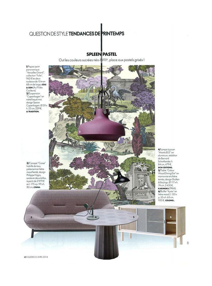 77 best papier peint paysage images on pinterest. Black Bedroom Furniture Sets. Home Design Ideas