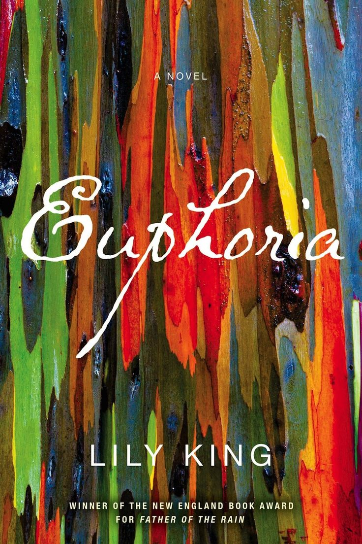 """Euphoria: """"Based on Margaret Mead's experience in 1930s New Guinea, Lily King's brainy and sensuous Euphoria (Atlantic) spins a love triangle in the bush. Wearing her research lightly, King reveals a startlingly vulnerable side to Mead, suggesting an elegant parallel between novelist and archaeologist: In scrutinizing the lives of others, we discover ourselves."""""""