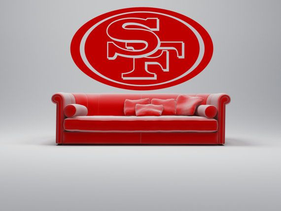 24 best images about joes man cave on pinterest nfl for 49ers room decor