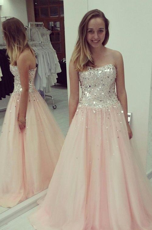 154 besten Prom Dresses Bilder auf Pinterest | Abendkleider ...