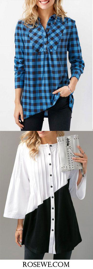 Cute shirt for women at Rosewe.com