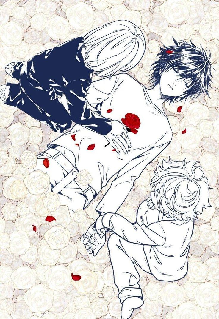 mawar merah di antara mawar putih... Image animée, Fond