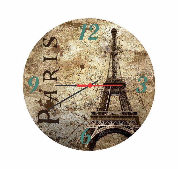Relógio feito em madeira MDF, e impressão digital.    Envio completo e montado (Máquina do relógio e ponteiro ja inclusos).    Relógio ideal para personalizar qualquer lugar de sua casa ou presentear alguém.    DETALHES:    Relógio no tamanho de 30 cm de diâmetro.    Imagem em alta resolução.    ...