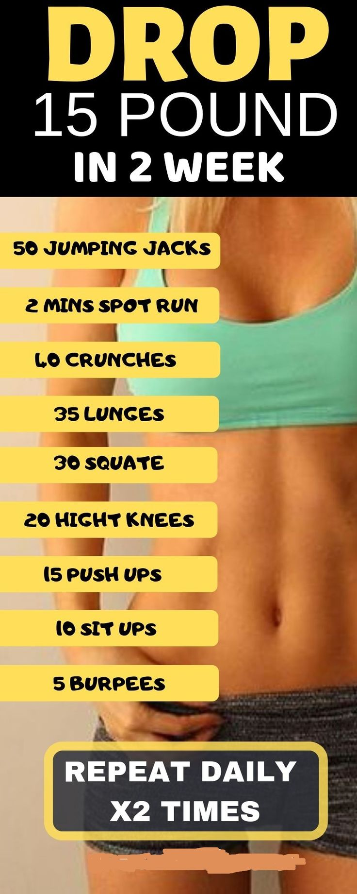 How to lose 7-10 Pounds in a Week – Weight loss