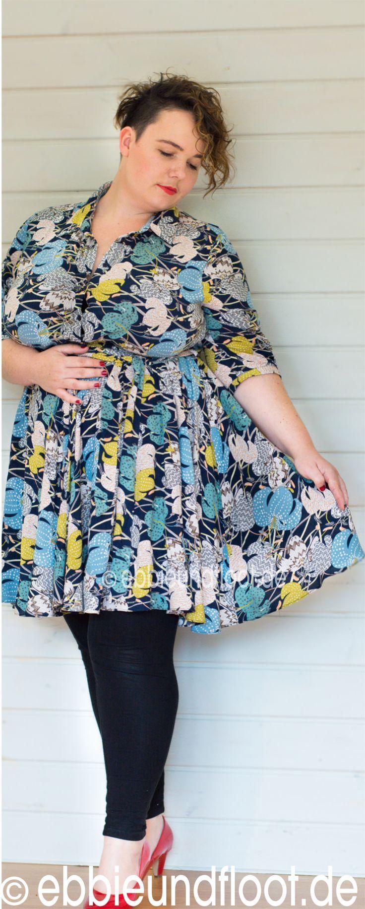 Plus Size Outfit: Meine legeres Kleid zur Hochzei…