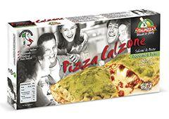 Pizza Calzone Pepperoni com Molho Italpizza