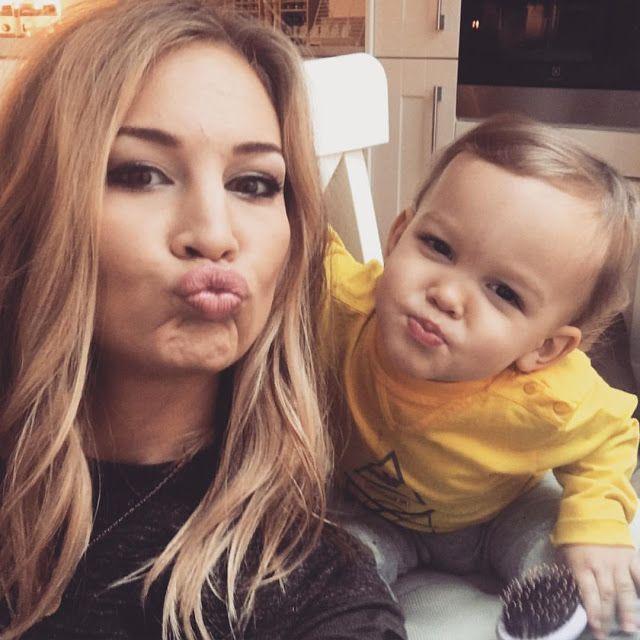 Anna and Edwardo family goals X